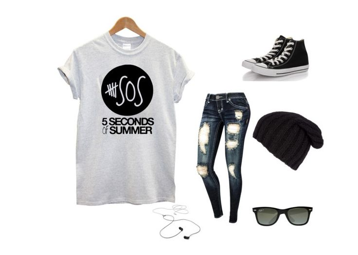 5sos outfit <3