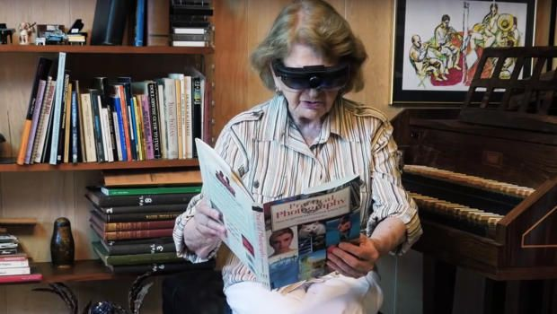 How ODG's Smart Glasses Can Help The Visually Impaired | Fast Company | Business + Innovation