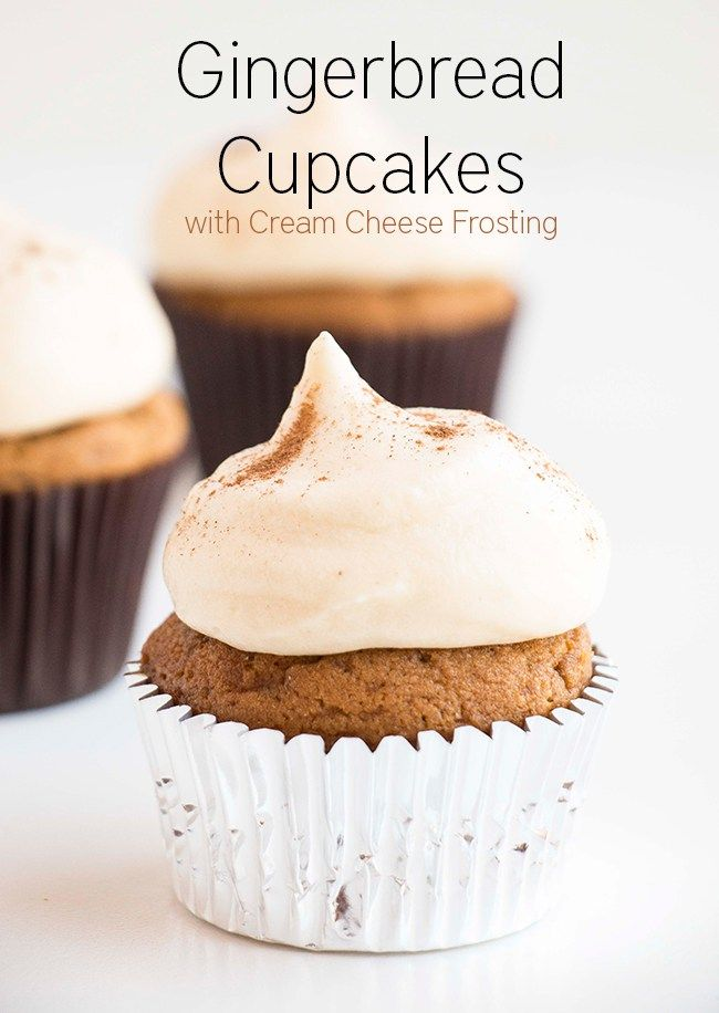 ideas about Gingerbread Cupcakes on Pinterest | Cupcake, Gingerbread ...