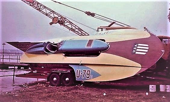 Johnson Boat Motors >> U-79-2, Nitrogen, 1960 | H-1 Unlimited Hydroplanes