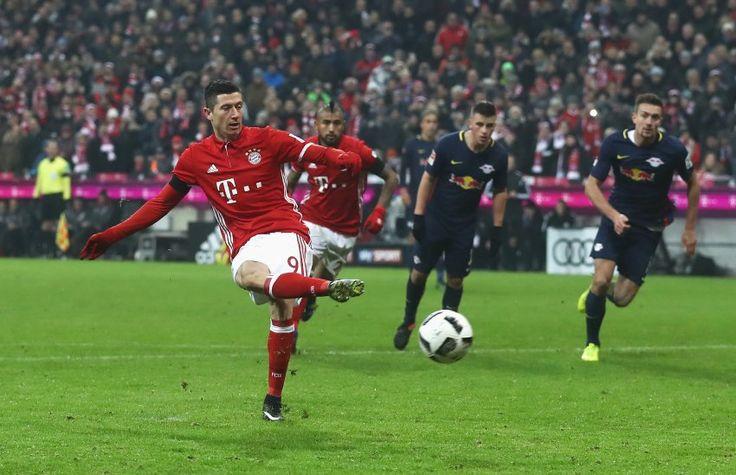 Lewandowski Elfmeter zum 3:0