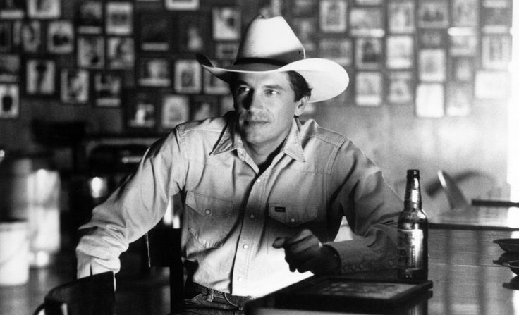 George Strait starred in the movie 'Pure Country.'