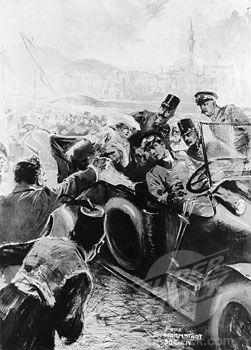archduke franz ferdinand assassination essay about myself