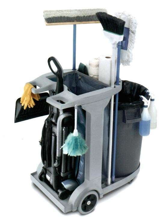 18 Best Housekeeping Cleaning Trolley Images On Pinterest