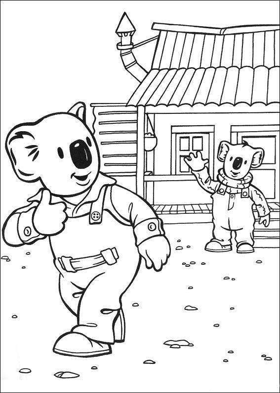 Hermanos Koala 32 Dibujos Faciles Para Dibujar Para Ninos Colorear Malvorlagen Zum Ausdrucken Koala Ausmalbilder Zum Ausdrucken