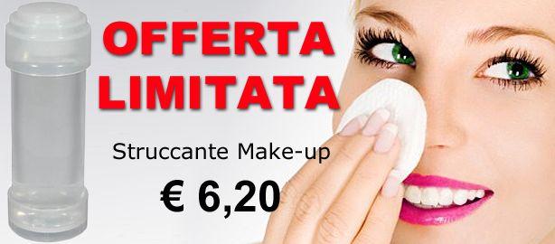 Struccante make-up remover GRIMA a soli € 6.20... Approfitta dell'offerta limitata! Super sconto 3x a soli € 5.50 cadauno