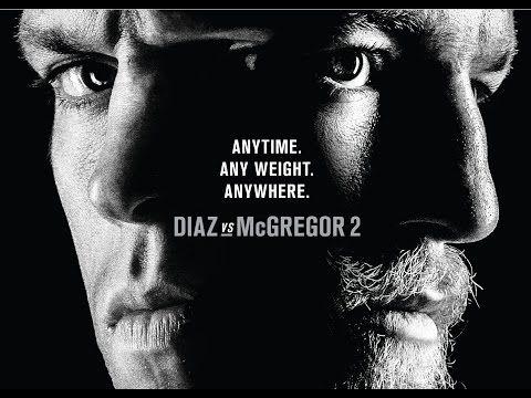 """UFC 202: Diaz vs. McGregor 2 """"It's On"""" Promo - YouTube"""
