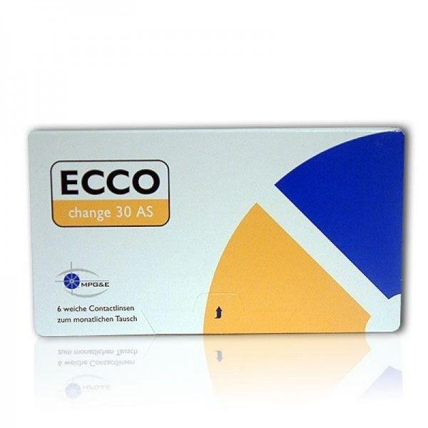 ECCO CHANGE 30 AS (6ER PACK) KONTAKTLINSEN