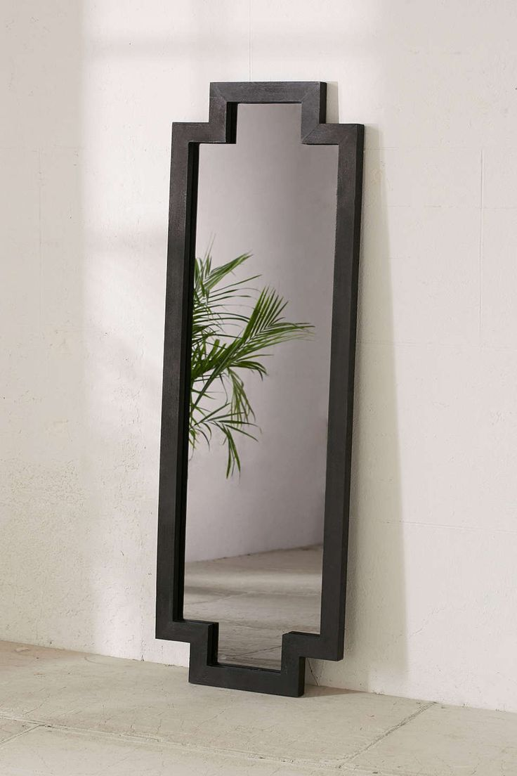 Elemental Full Length Mirror. speil i gangen.