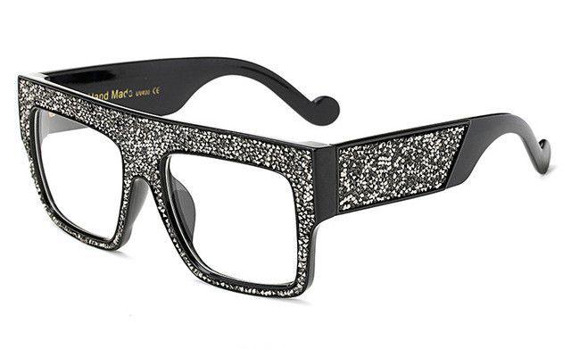 Delicate Oversized Women Sunglasses