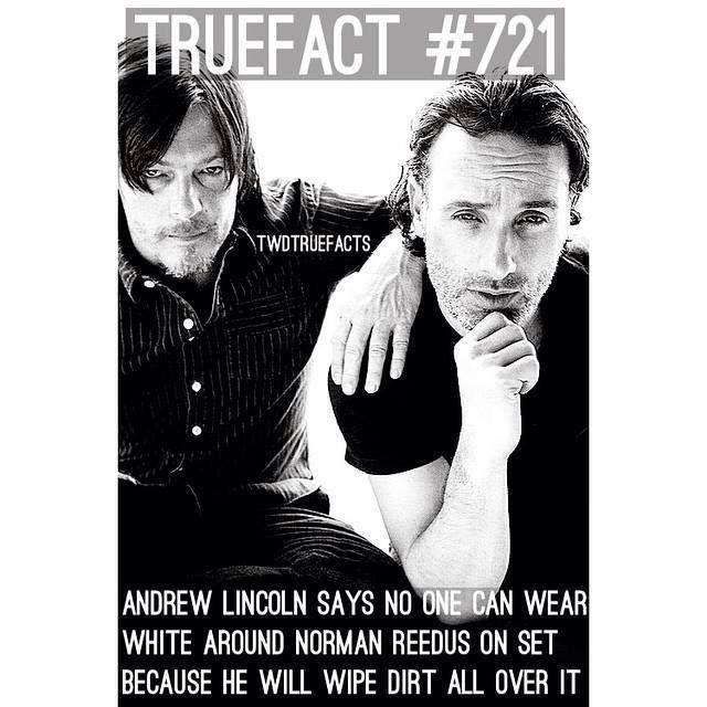 The Walking Dead. True fact
