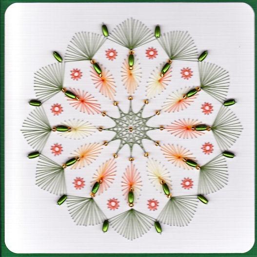 ED060 Pinbroidery Pattern by Emy van Schaik (for sale)