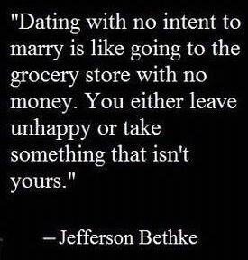 Wow. I've never quite looked at it that way. So true. Jefferson Bethke on dating and marriage