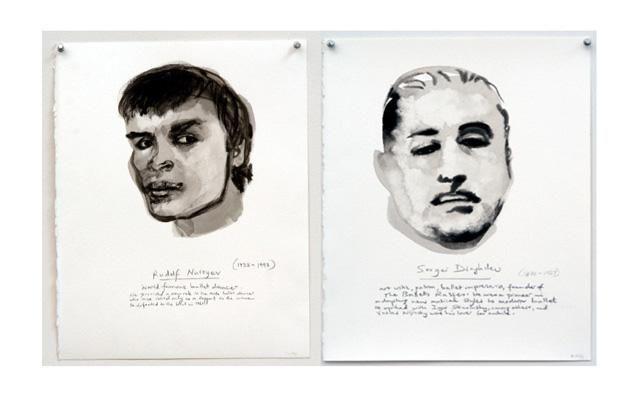 Очердная содомия в Эрмитаже. На европейской биеннале современного искусства «Манифеста 10», которая пройдет в Государственном Эрмитаже с 28 июня по 31 октября 2014 года, будут выставлены, в частности, портреты голландской художницы Марлен Дюма