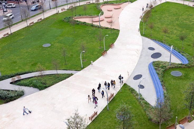 Plaza-Euskadi-by-Balmori-Associates-02-IB « Landscape Architecture Works | Landezine