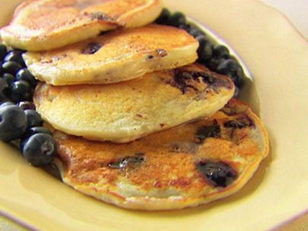 Panquecas de Ricota - Food Network