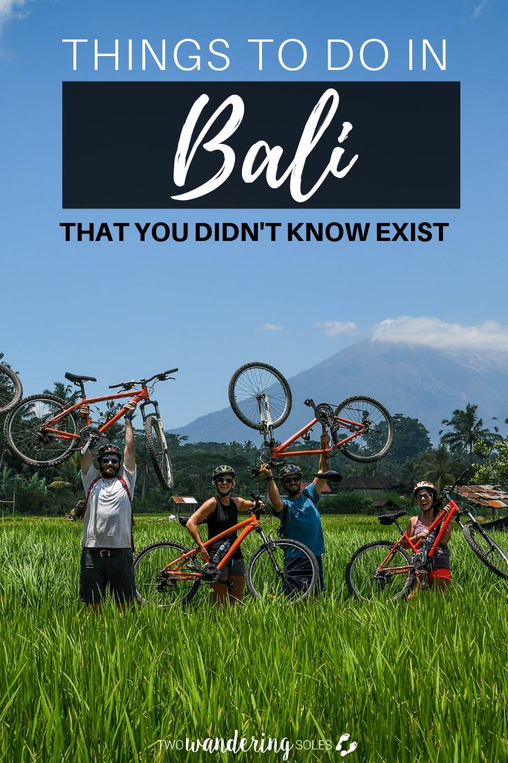 30 Amazing Things To Do in Bali You Can't Miss