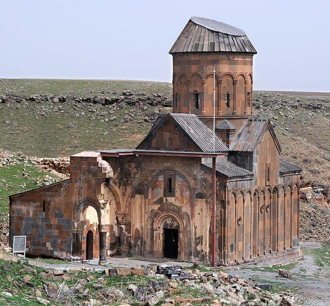 Church of Saint Gregory of Tigran Honents, Ani, Turkey (10th Century?)