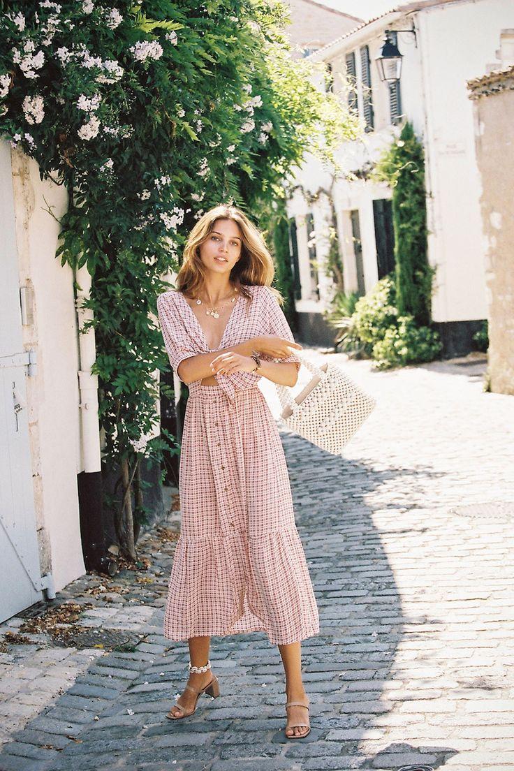 Stijlvolle jurk van minder dan $ 100 van Nordstrom Spring Sale – gelaagde ketting, kralen …