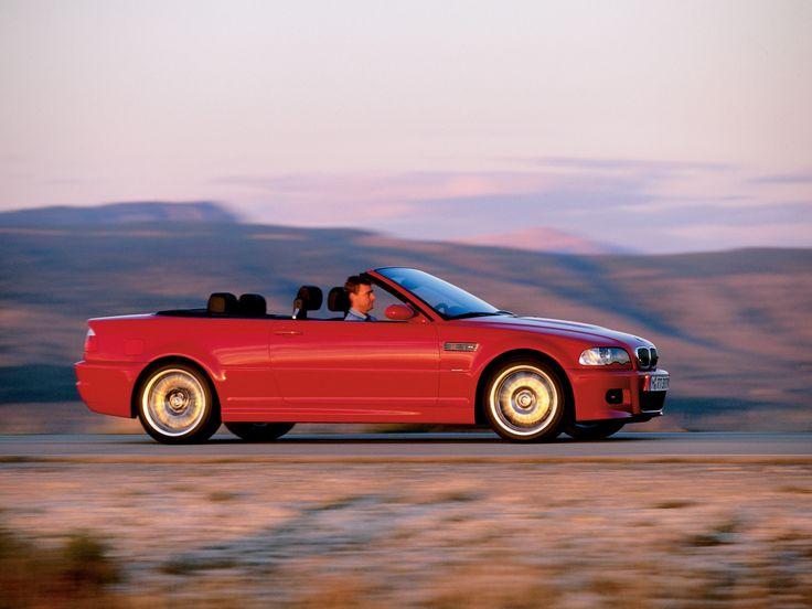 BMW M3 Cabrio (E46) '02.2001–08.2006