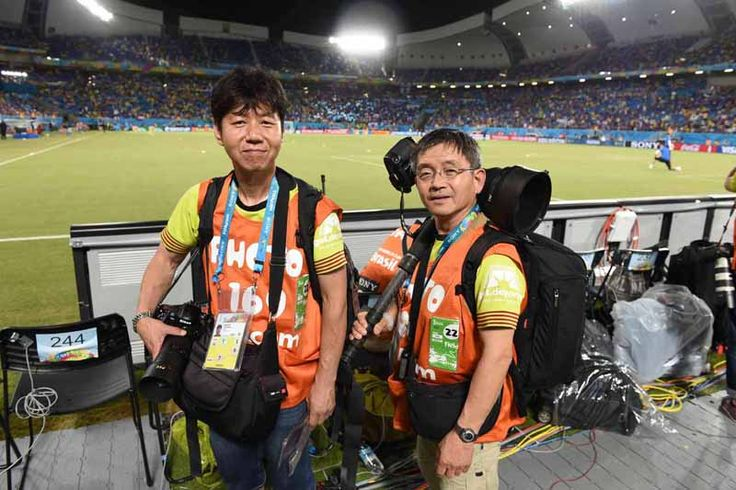 Covering Brazil World Cup with the Manfrotto Professional Backpack 50. Story by Kazuhito Yamada: http://bit.ly/1CK0bRm #Brazil #WorldCup #travel #photography