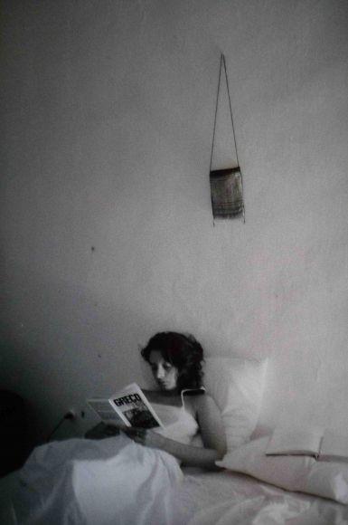 Bernard Plossu - Françoise, Níjar (1990)