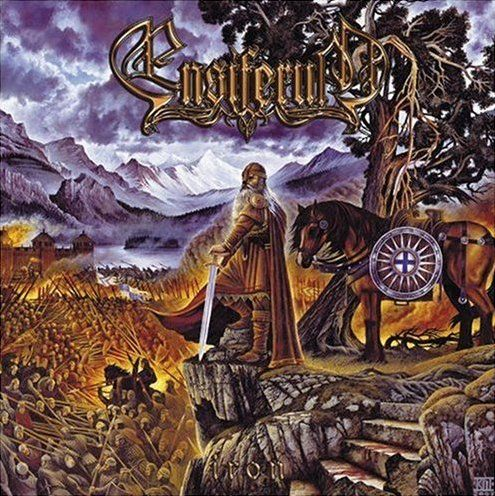 Iron, an Album by Ensiferum. Released April 5, 2004 on Spinefarm (catalog no. SPI 177 CD; CD). Genres: Folk Metal, Viking Metal.  Rated #264 in the best albums of 2004.  Featured peformers: Jari Mäenpää (vocals, guitar), Markus Toivonen (guitar, backing vocals), Meiju Enho (keyboards), Jukka-Pekka Miettinen (bass), Oliver Fokin (drums, percussion, bombo, tambourine), Eveliina Kontio (kantele), Mika Jussila (mastering), Flemming Rasmussen (producer), Ensiferum (producer).