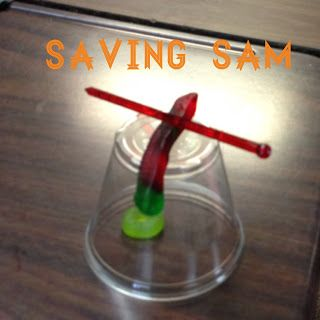All For the Love of Teaching: Saving Sam: A Team-Building Activity