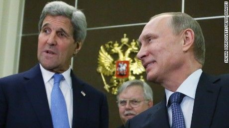 Worse than the pointless diplomacy, John Kerry's meeting in Russia was shot through with moral obtuseness.