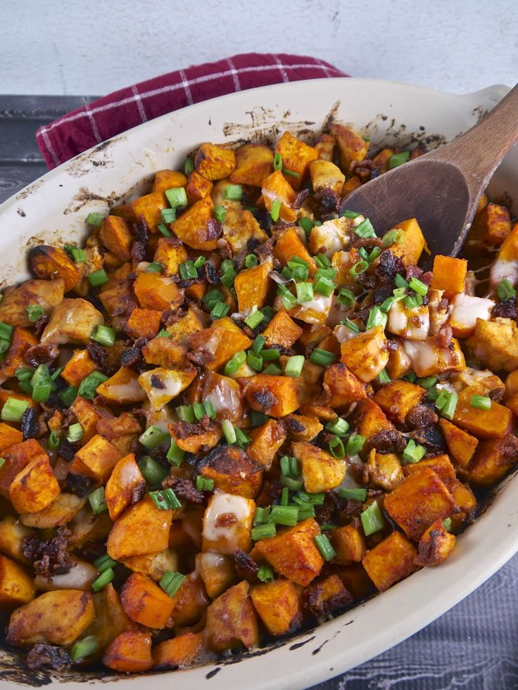 I am crazy busy this week and need to stick to basics I can whip up quickly. I love this dish...