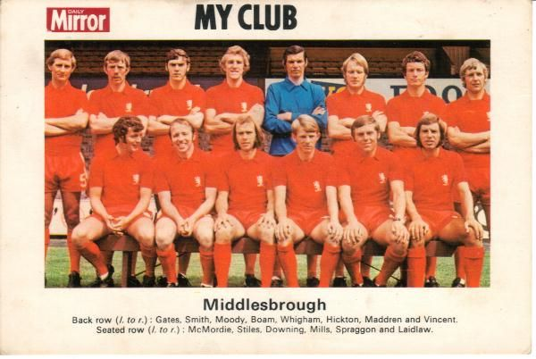 "1971-1972 includes Alex (friend of my Dad's) Smith and ""the"" Nobby Stiles"