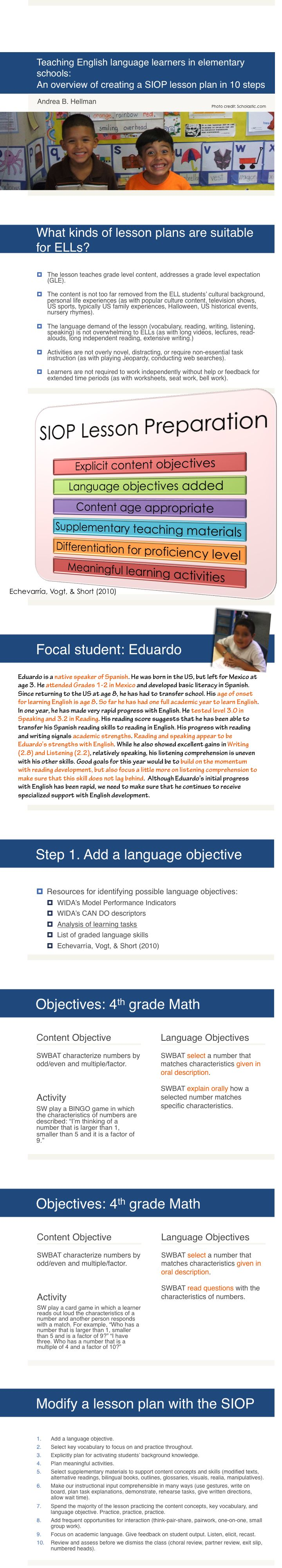 ell siop lesson plans Siop lesson plan templates siop lesson plan template 1 siop lesson plan  template 2 siop lesson plan template 3 siop lesson plan template 4.