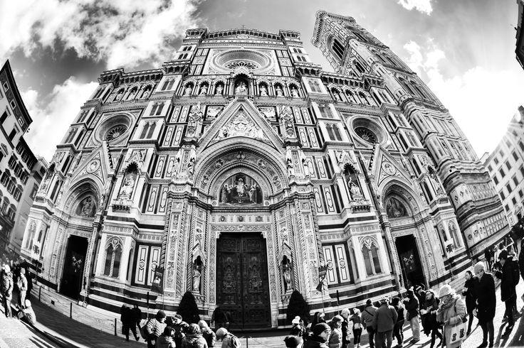 Cathedral of Florence - Cathedral of Florence, Tuscany Italy