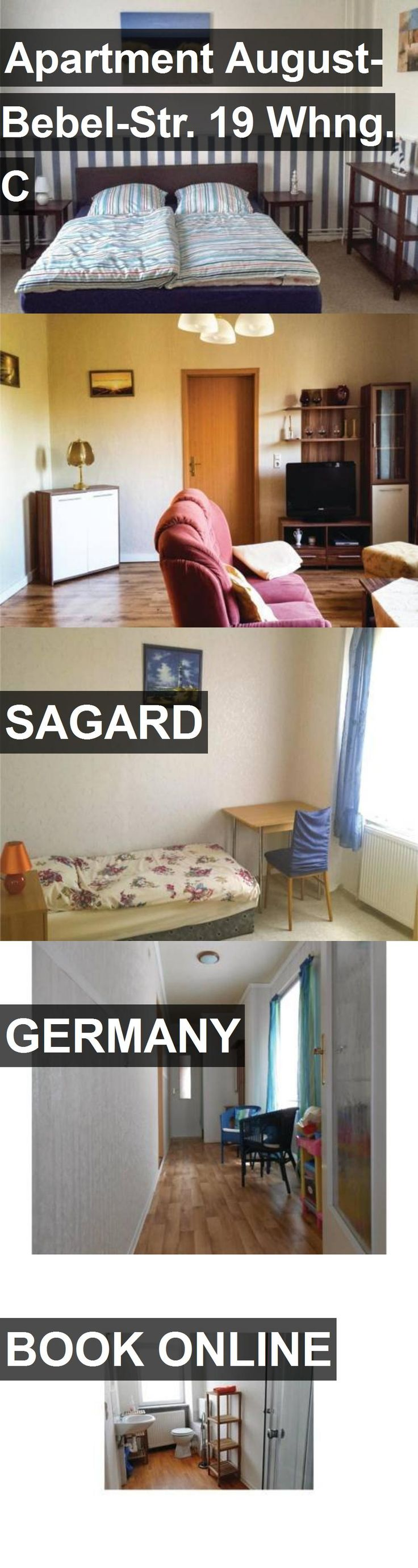 Hotel Apartment August-Bebel-Str. 19 Whng. C in Sagard, Germany. For more information, photos, reviews and best prices please follow the link. #Germany #Sagard #ApartmentAugust-Bebel-Str.19Whng.C #hotel #travel #vacation