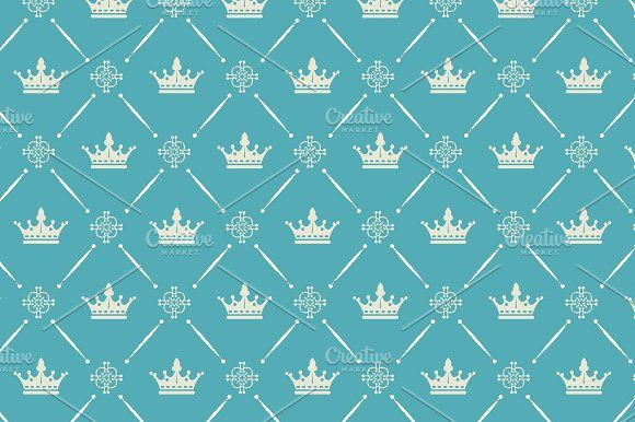 Royal background by kio on @creativemarket