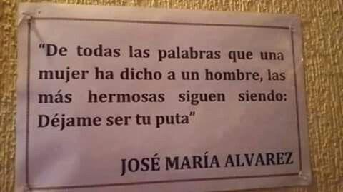 José María Alvarez.