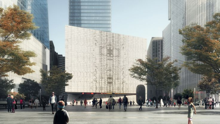 Gallery Of Rex Reveals Design Of Perelman Performing Arts Center At Wtc In New York 8 Performing Arts Center Performance Art Art Center
