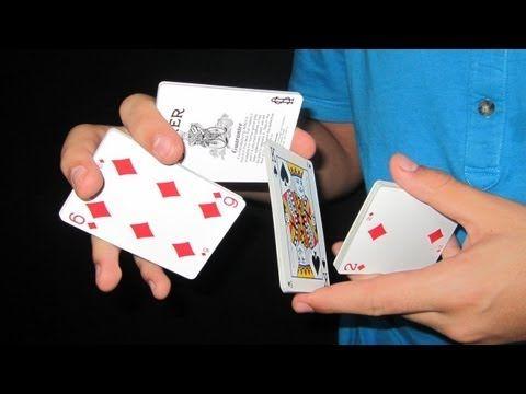 how to do the Dynamo shuffle / Sybil Cut Tutorial / learn card flourishes / REVEALED - YouTube