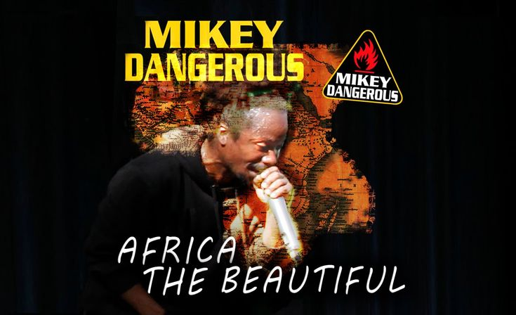 """Listen to """"Africa The Beautiful"""", a tribute song to the Motherland Africa performed by Mikey Dangerous and produced by Watson Unlimited."""