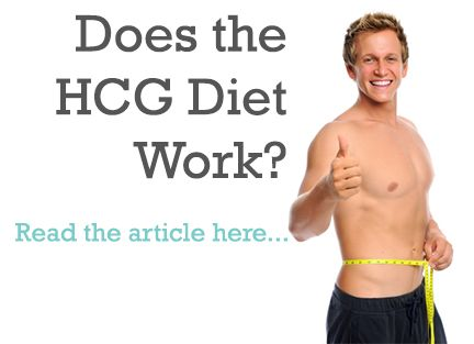 """This blog article lays-down the final answer to the question 'Do the HCG Diet Work?"""" (plus... some before and after pics)"""