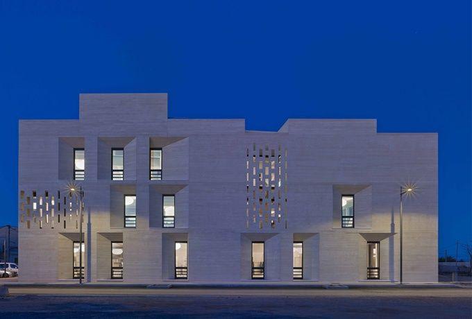 Médiathèque de Frontignan - Tautem & bmc2 - D'architectures