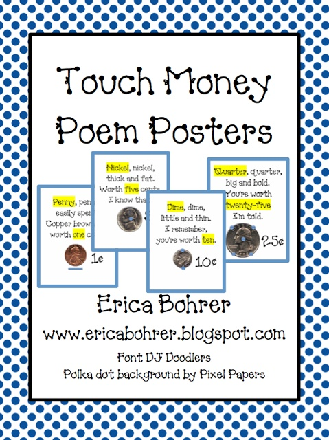 17 Best images about Touch math coins on Pinterest   Coins, Simple ...