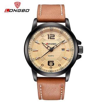 Relógio masculino de quartzo esportivo militar