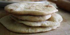 Ricette senza lievito: come preparare gli impasti per pane azzimo, pizza, focaccia e cracker