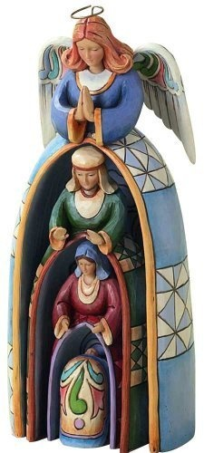 Nativity Scene  Enesco Jim Shore Heartwood Creek...  #Nativity #Belén #Nacimientos
