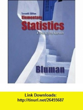9 best torrent books images on pinterest a people algebra and elementary statistics a step by step approach 9780077302351 allan bluman isbn 10 fandeluxe Images