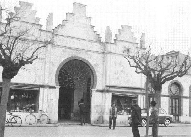 Barreiro Antigo - Mercado Municipal