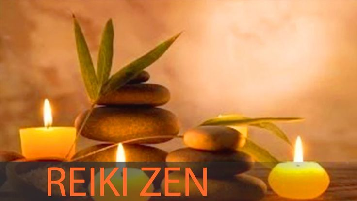Zen Meditation Reiki Music: 6 Hour Positive Motivating Energy, Healing M...