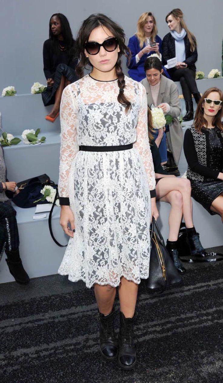 El Street Style Y Nuestras Fashion Girls Favoritas También Aman A Erdem | Cut & Paste – Blog de Moda