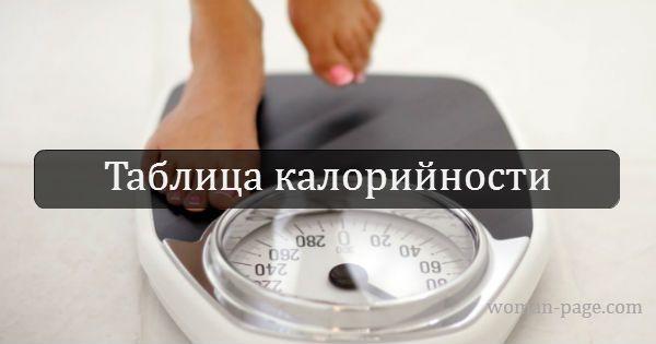 Хотите весить 55 кг — не более 1540 калорий в день!